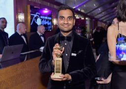 Aziz Ansari – The First Asian of 75th golden globe awards winners