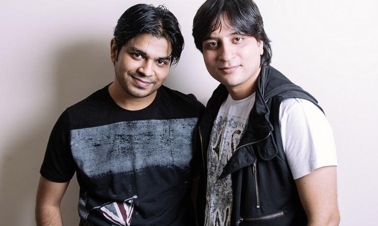 Ankit Tiwari with Ankur Tiwari