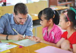 Next-gen China will be English-savvy, thanks to foreign teachers