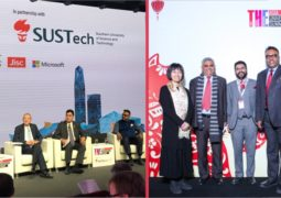 OP Jindal Global University invited to speak at the Times Higher Education Asia Universities Summit 2018 in China