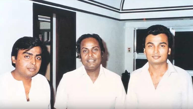 Ambani family photos