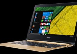 Acer to launch Swift 7 Laptops for better Workplace Mobility