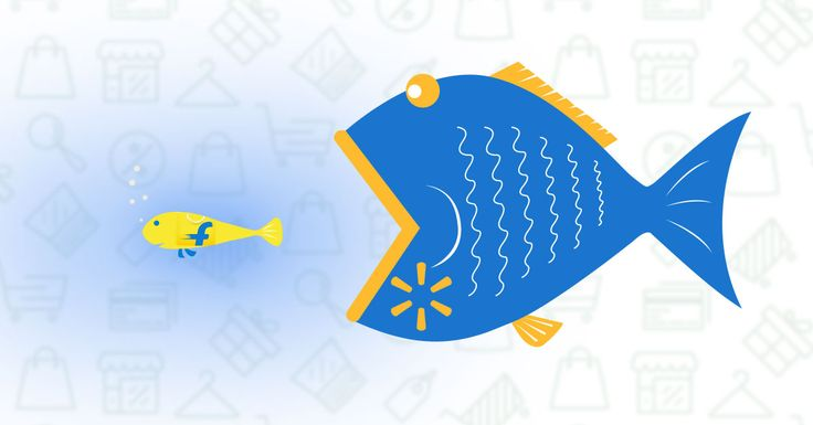 Flipkart - walmart deal