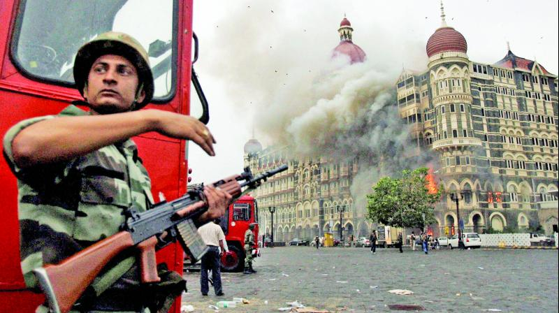 26/11 attack story