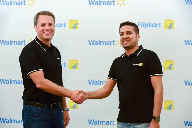 Flipkart walmart deal