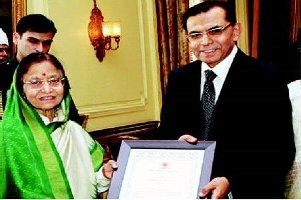 Subhash runwal award