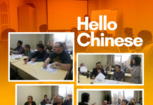 Haida HR China conducts Mandarin classes for foreign teachers