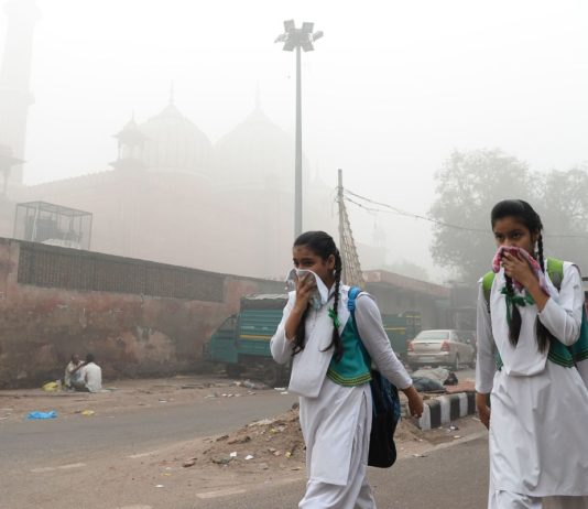 Delhi chokes over hazardous air quality post Diwali