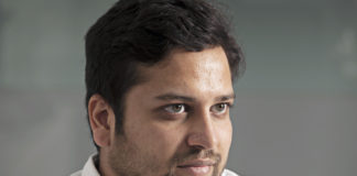 Binny Bansal, co-founder and chief executive officer of Flipkart Internet Services Pvt., speaks during an interview in Bangalore, India, on Monday, June 20, 2016. Flipkart is India's most valuable e commerce start up with a current valuation of well o