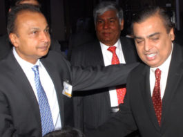 Ambani Rivalry