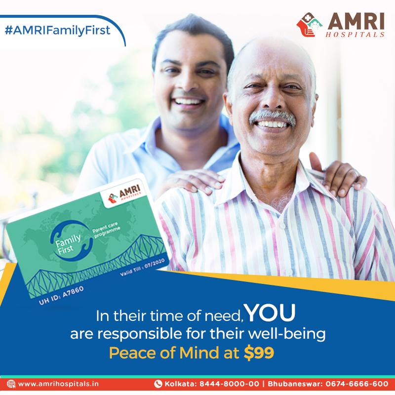 AMRI First Healthcard