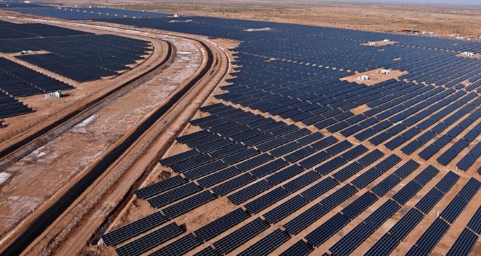 l&t solar projects