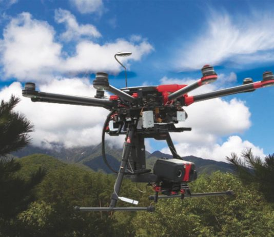 drone technology Rajat khare