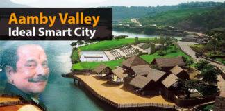 Subrata Roy's sahara india buit the Aamby valley