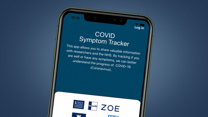 COVID 19 mobile tracking