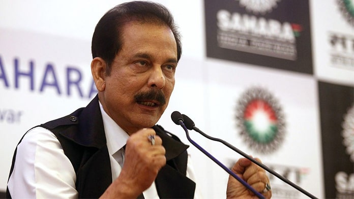 Featured Image for Subrata Roy Sahara press release