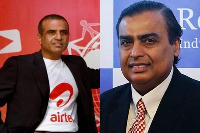 Mukesh Ambani miles ahead of Sunil Mittal in 5G spectrum race