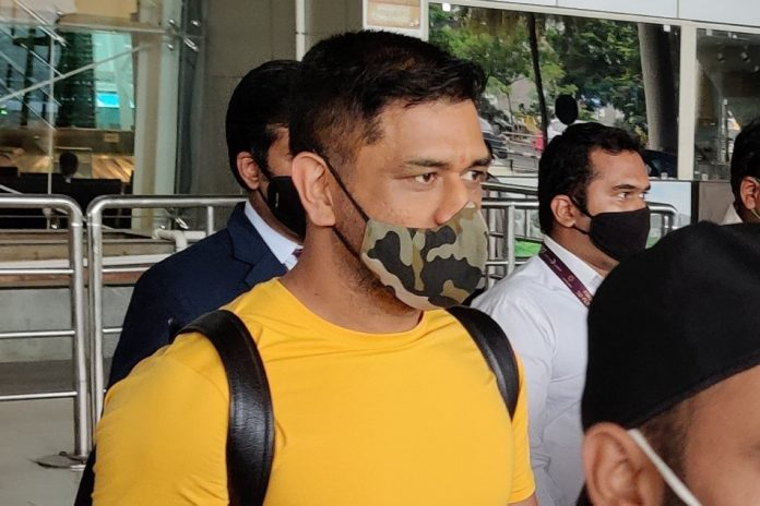 why ms dhoni is silent on covid 19