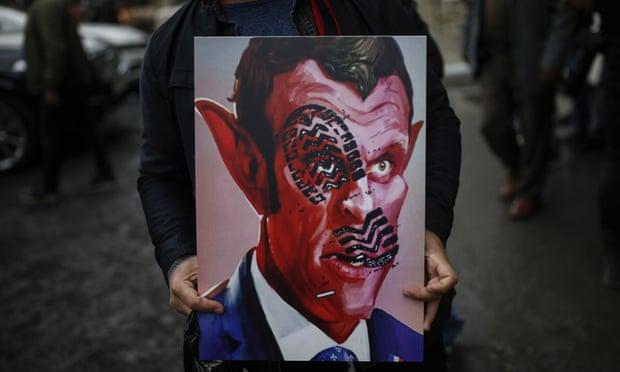 Macron's Islam problem