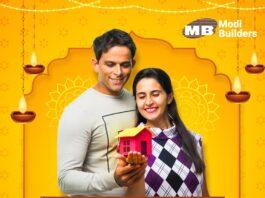 modi builder Diwali