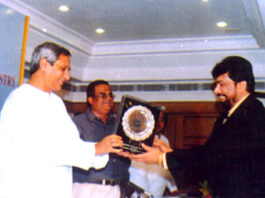 Think Odisha Leadership Awards mahimananda mishra