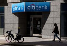 Citibank announces exit