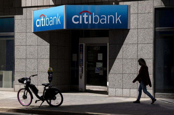 Citibank announces exit