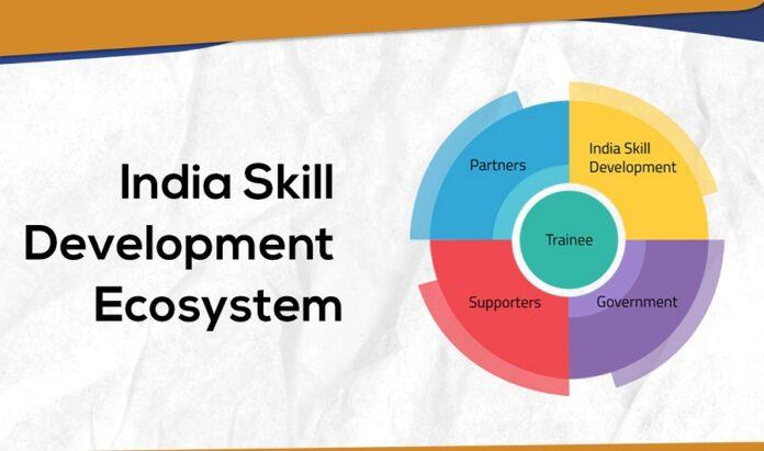 Indian skill ecosystem